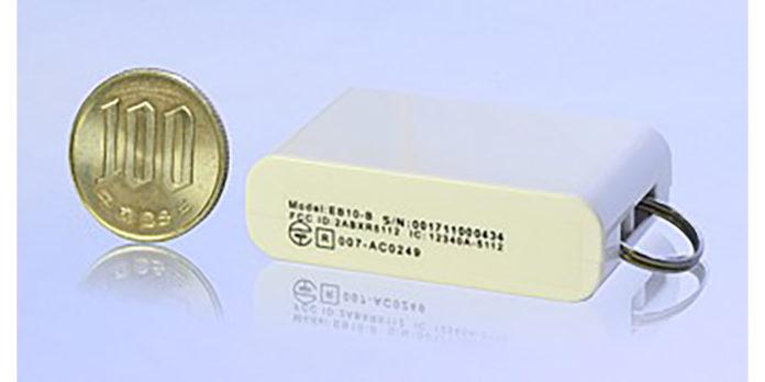 振動発電型電池レスBLEビーコン