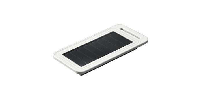 照明光発電型 電池レスBLEビーコン